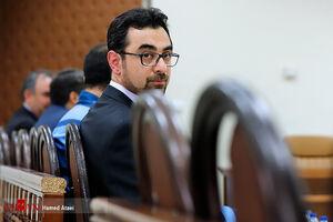 عکس/ اولین جلسه دادگاه احمد عراقچی