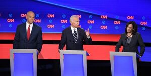 نامزدهای دموکرات، خواهان کاهش تنش با ایران هستند