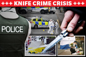 چاقوکشی در انگلیس