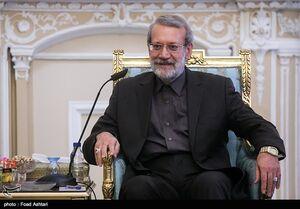 لاریجانی:آمریکا نمیگذارد مسائل میان ایران و سعودیها حل شود