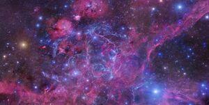 پدیدهای جالب بعد از انفجار ستارگان+عکس