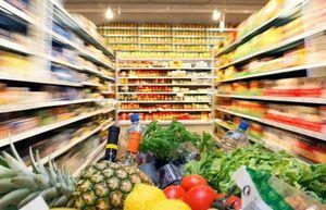 لیست موادغذایی غیر مجاز در سوپر مارکتها