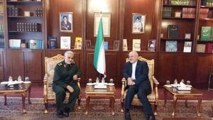 تحریم وزیرخارجه ایران نشانه شکست کاخ سفید است/ دفاع از منافع ملی و صداقت در بیان از خصوصیات ویژه شما است