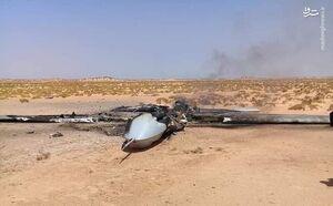 رقابت تسلیحات چینی و ترک در میدان نبرد لیبی/ نیروهای دولت وفاق پهپاد نیروی هوایی امارات را سرنگون کردند+تصاویر