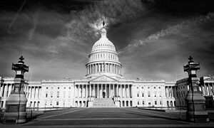 کمپین نمایندگان کنگره آمریکا برای مقابله با اختیارات دفاعی ترامپ