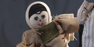 ماجرای عروسکهایی که روستا را احیا کردند +عکس