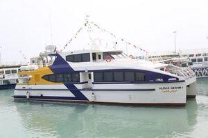 سومین کشتی ساخت ایران صادر شد +عکس