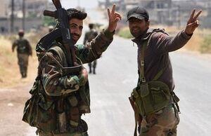 ارتش سوریه روستای الاربعین را آزاد کرد