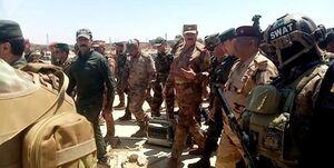 دیدار فرماندهان عراق و سوریه