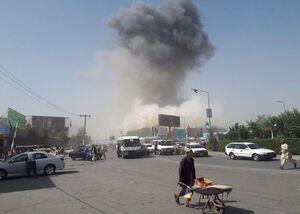 عکس/ انفجار خونین در کابل