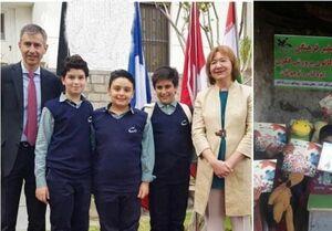 اردوی بچه پولدارها در انگلیس و فرانسه
