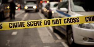 خشونت صحنه جرم حوادث