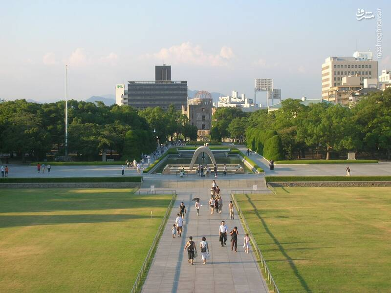 موزه صلح هیروشیما (تصویر آرشیوی)