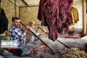 عکس/ شغلی بسیار قدیمی در تبریز