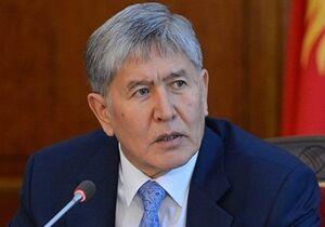 رئیس جمهور سابق قرقیزستان بازداشت شد