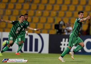 گل حدادیفر دومین گل برتر هفته لیگ قهرمانان آسیا