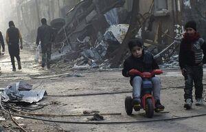 زندگی مردم سوریه به روایت یک مدافع حرم
