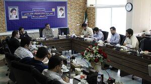 نشست سردار نائینی رییس مرکز اسناد و تحقیقات دفاع مقدس