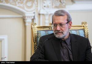 لاریجانی در گفتگو با تسنیم: برای انتخابات مجلس و حوزه انتخابیه تصمیمی نگرفته ام