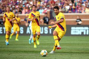 شکست سنگین ناپولی مقابل بارسلونا