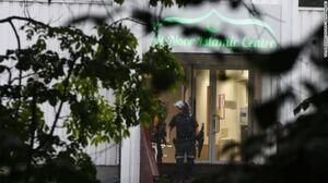 عکس/ تیراندازی در مسجد النور نروژ
