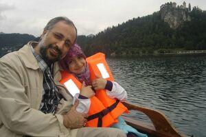 شهید محمدرحیم آقاییپور در فاجعه منا