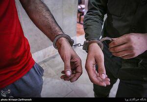 تهران| حمله راکب موتورسیکلت به مأمور پلیس