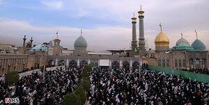 دعای عرفه در قبله تهران طنینانداز میشود