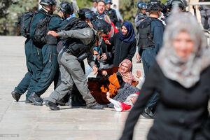 بازداشت ۱۱۹ هزار فلسطینی طی ۱۹ سال