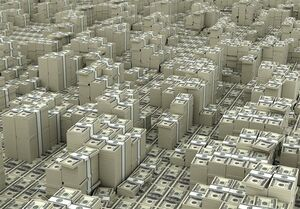 راننده مشهدی دلارهای زائر عراقی را بازگرداند