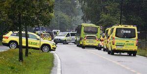 حمله تروریستی در نروژ