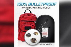 فروش «کوله پشتیهای ضد گلوله» در آمریکا ۳ برابر شد +عکس