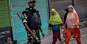 هند بار دیگر بر کشمیر محدودیت اعمال کرد