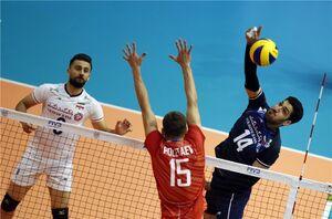 عکس/ جدول نهایی گروه ایران در انتخابی المپیک