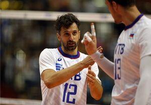 ملیپوش روسیه: مطمئنم ایران در المپیک حاضر خواهد بود