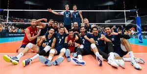 تیم ملی والیبال آمریکا هم به المپیک راه یافت