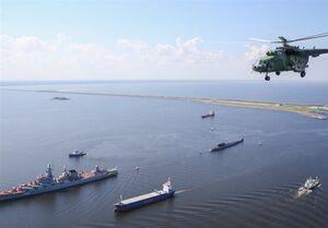 رزمایش دریایی اسرائیل