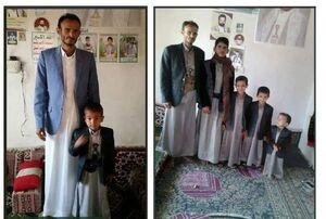 از عید قربان 96 تا عید قربان 97 در یمن +عکس