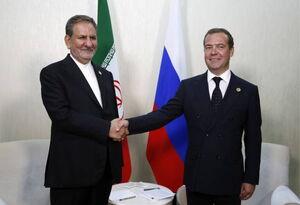 تحسین مدودف از موضع گیری ایران در برابر آمریکا