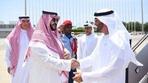 استقبال خالدبنسلمان، معاون وزیر دفاع سعودی از بنزاید