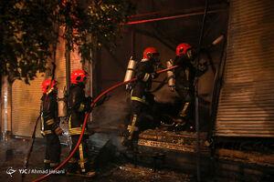 لحظههای نفسگیر ۱۰ زن و مرد تهرانی در برج آتشین