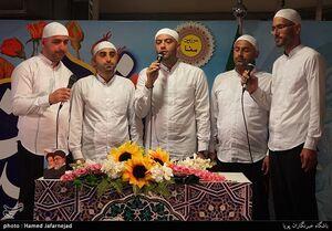 عکس/ مراسم عید قربان حجاج ایرانی در منا