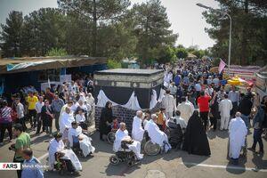 عید قربان در آسایشگاه کهریزک