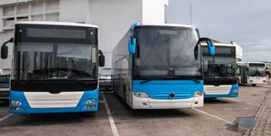 اتوبوس نمایه