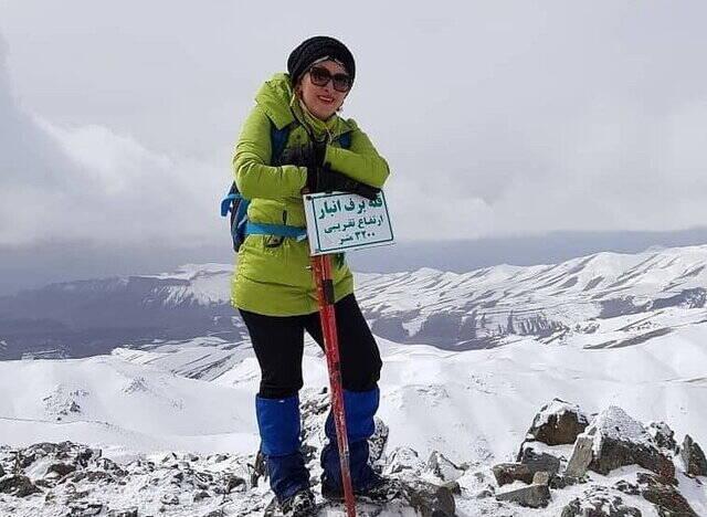 شرح کامل حادثه سقوط زن کوهنورد در دماوند