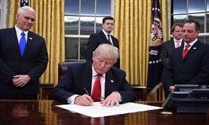 قوانین جدید ترامپ که نیمی از مهاجران قانونی را تحت تأثیر قرار میدهد