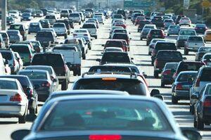عکس/ وضعیت ترافیک راههای شمالی کشور