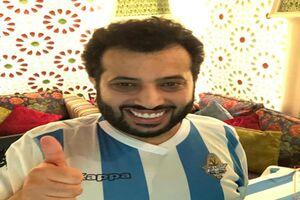 وزیر ورزش جنجالی سعودی در اسپانیا تیم خرید