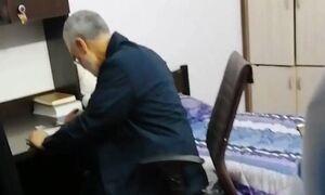 روایتی از حضور حاج قاسم در منزل یک خانواده شهید +فیلم