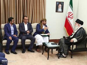 رمزگشایی از دیدار مهم هیأت «أنصارالله» با رهبر معظم انقلاب اسلامی